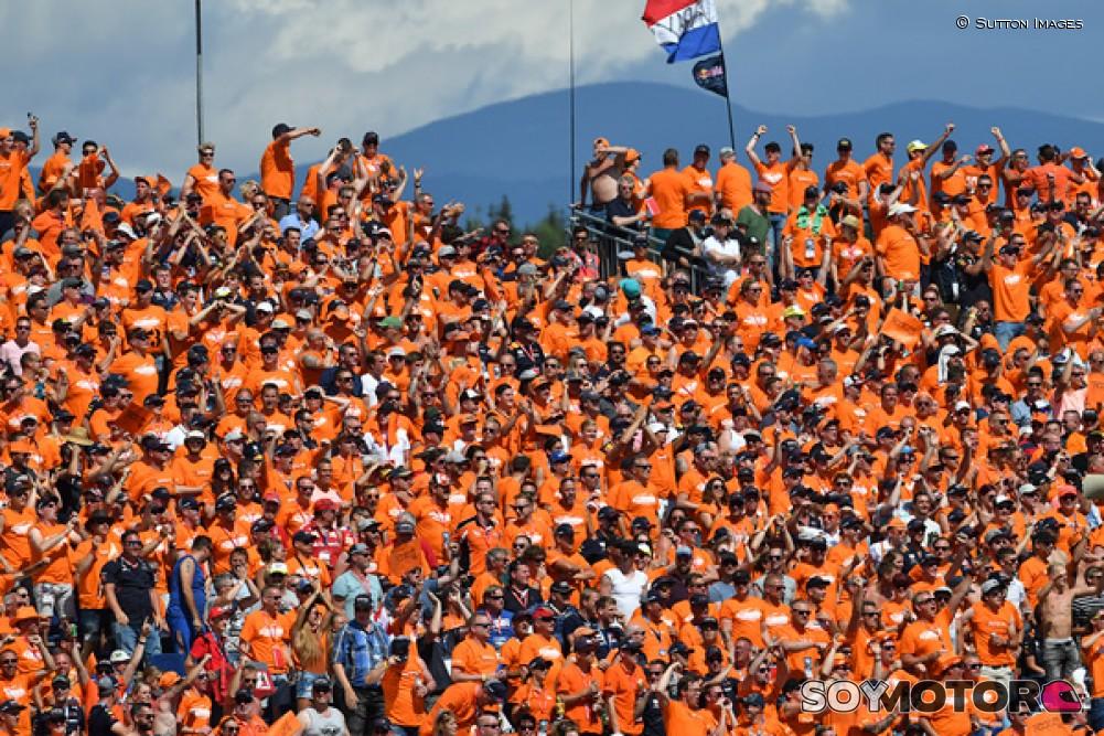 Zandvoort recupera el GP de Holanda a partir de 2020 — OFICIAL