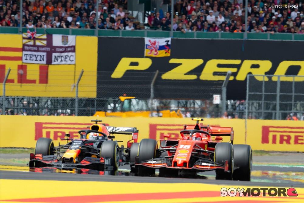 Charles Leclerc cambiará el motor en Brasil y penalizará