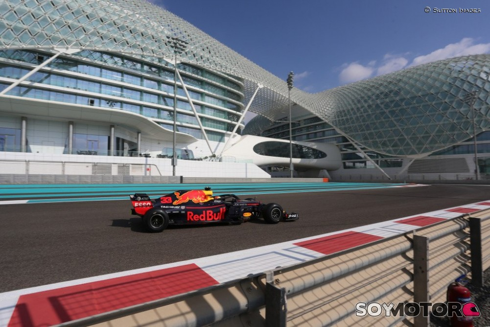 Checo Pérez espera mantener su buen ritmo en Abu Dhabi