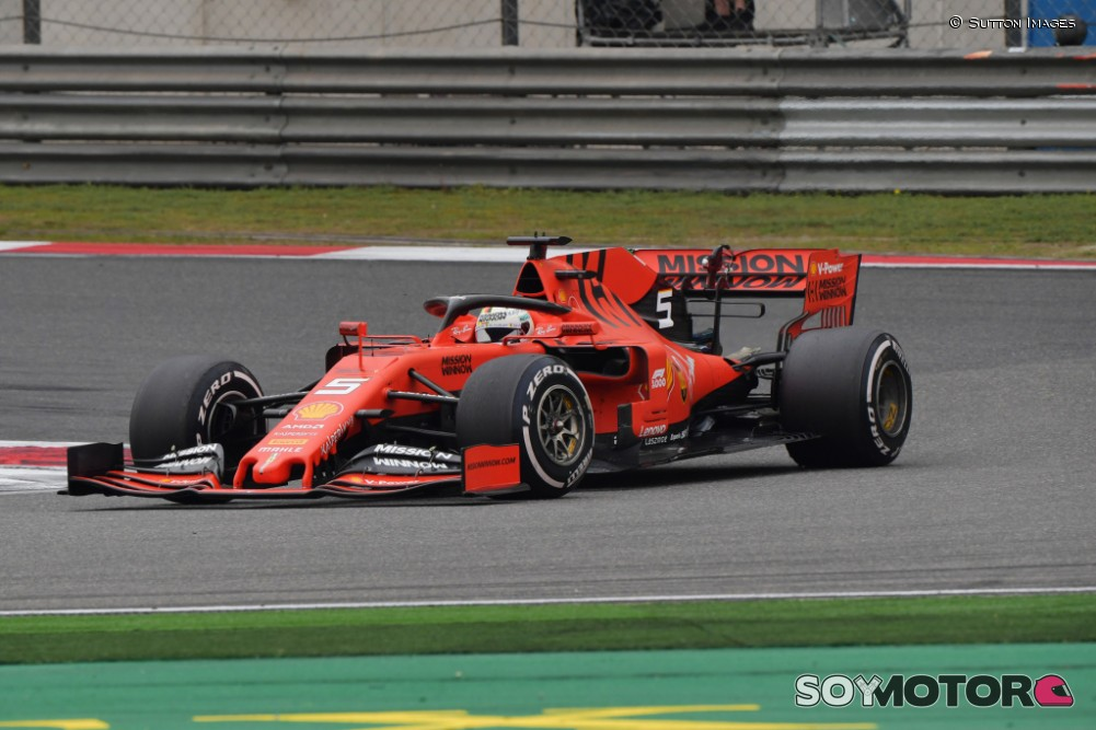 e4b7afe8c830 Ferrari ha encontrado el punto débil del SF90