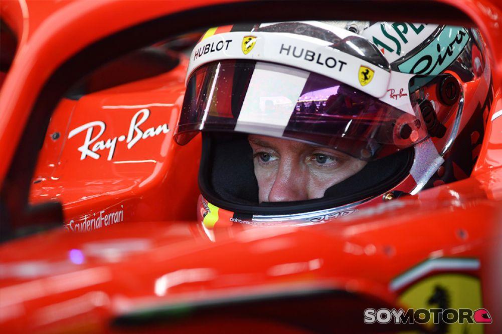 Hamilton conquistó el GP de Singapur y pone distancia con Vettel