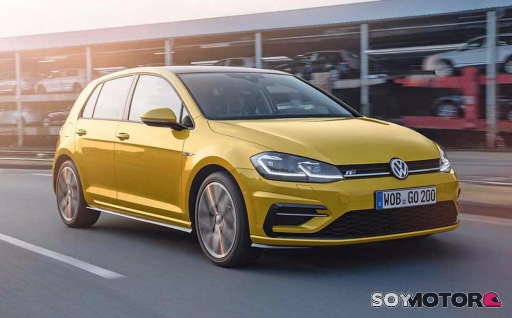 El Volkswagen Golf Renueva Su Imagen Y Da Un Paso De Gigante A Nivel Tecnológico
