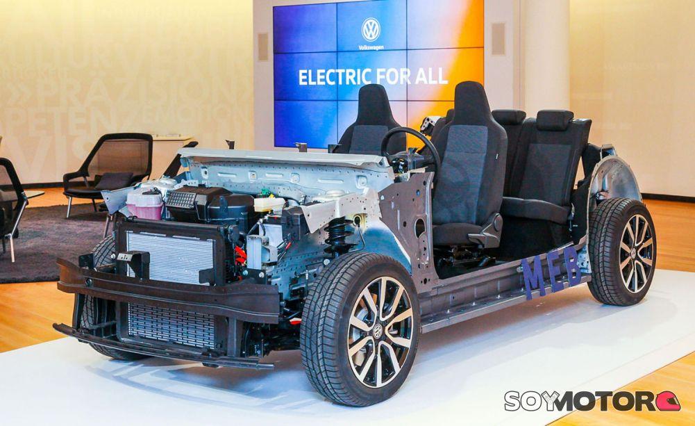 Volkswagen prepara un eléctrico de menos de 20.000 euros