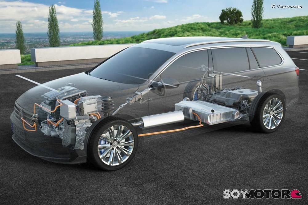 Volkswagen lidera un consorcio para investigar células de baterías