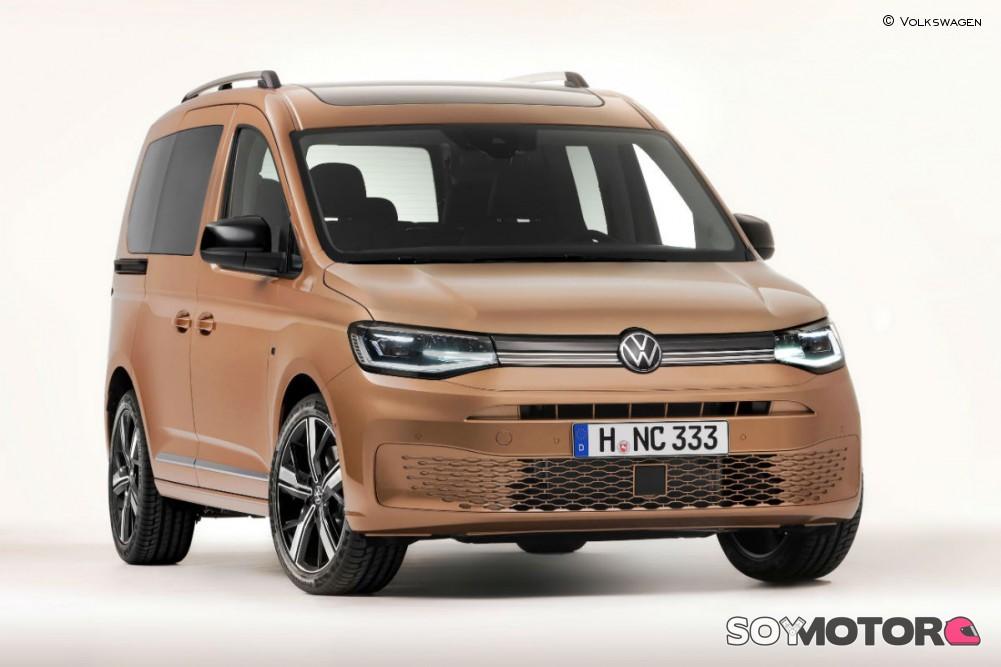 Volkswagen Caddy 2021: la quinta generación, ya a la venta ...
