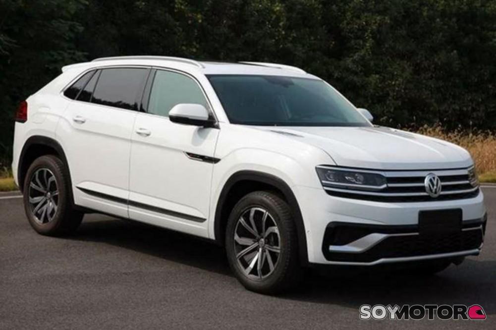 La imagen definitiva del nuevo SUV coupé de Volkswagen es muy similar al  concept e4c0940f5da7d