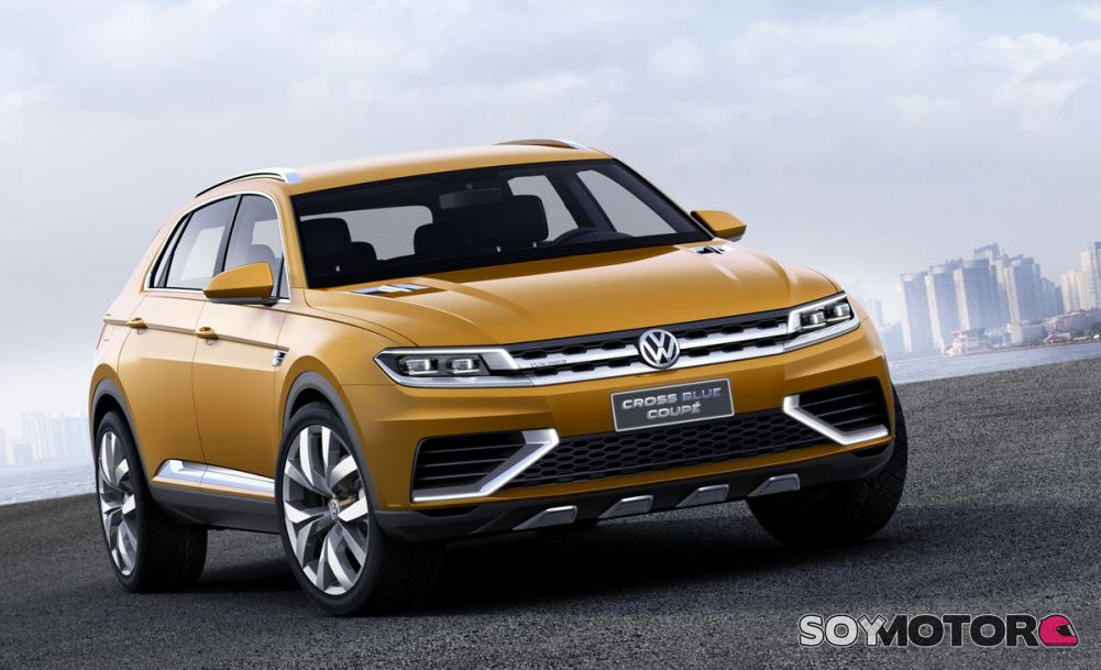 el volkswagen tiguan coup llegar en 2019. Black Bedroom Furniture Sets. Home Design Ideas