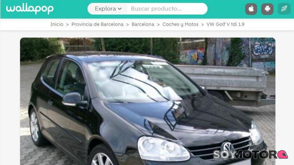 Artesanato Quarto De Bebe ~ Wallapop apuesta por los coches de segunda mano SoyMotor com