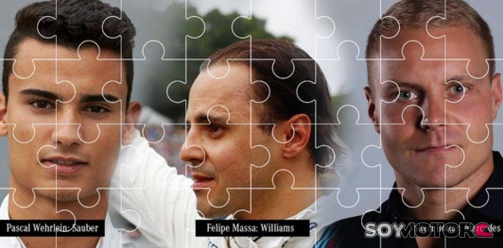 Resultado de imagen de mercedes puzzle f1 2017