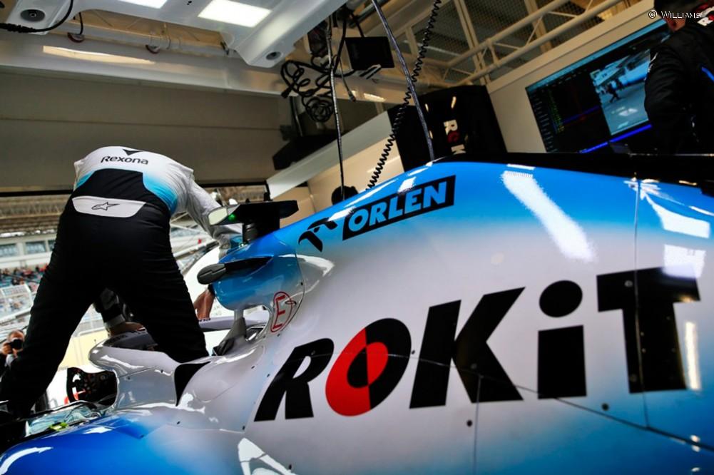 Fórmula 1: Williams también presentó su diseño para esta temporada