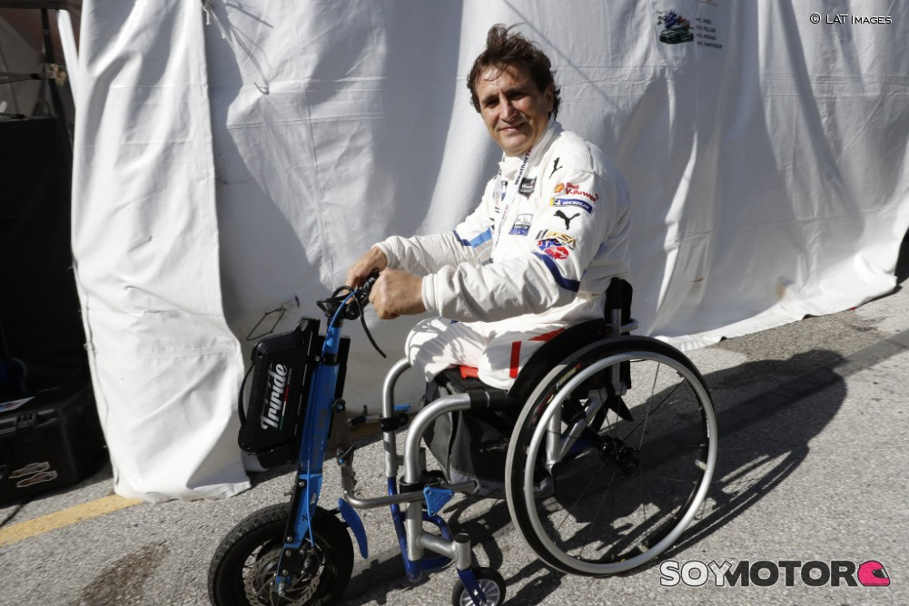Alex Zanardi es operado por tercera vez luego de su accidente