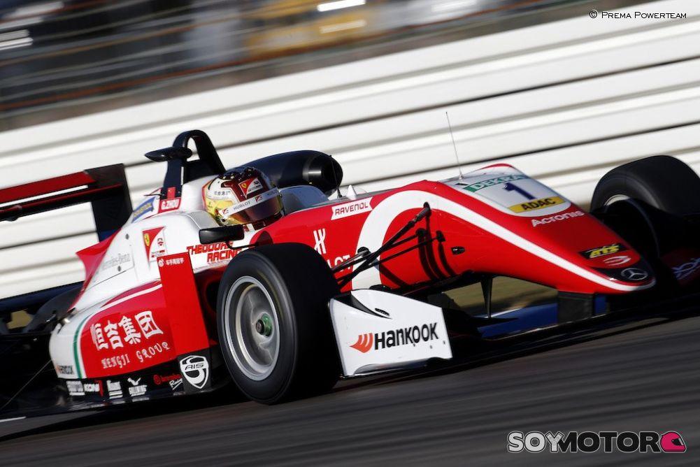 Hijo de Schumacher se proclama campeón europeo de la F3