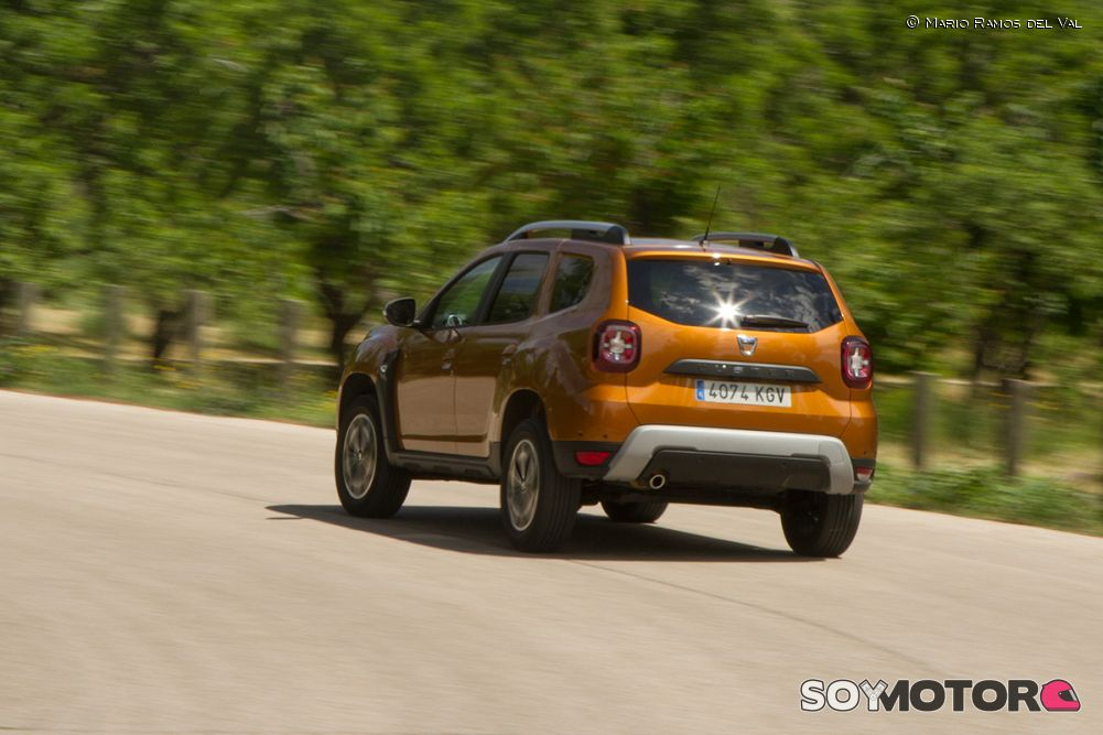 Prueba Dacia Duster 1.5 dCi EDC 4x2