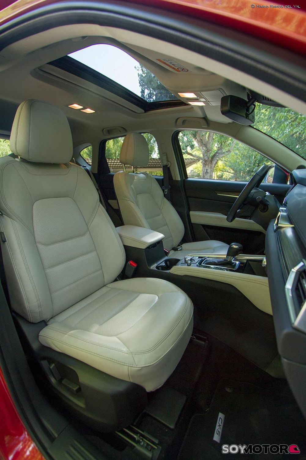 Prueba Mazda CX5 175 caballos AWD AT