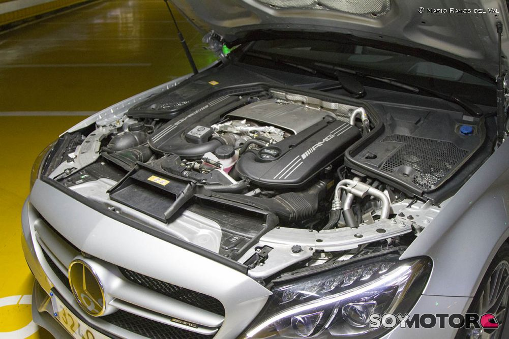 Prueba Mercedes-AMG C 63 S Coupé