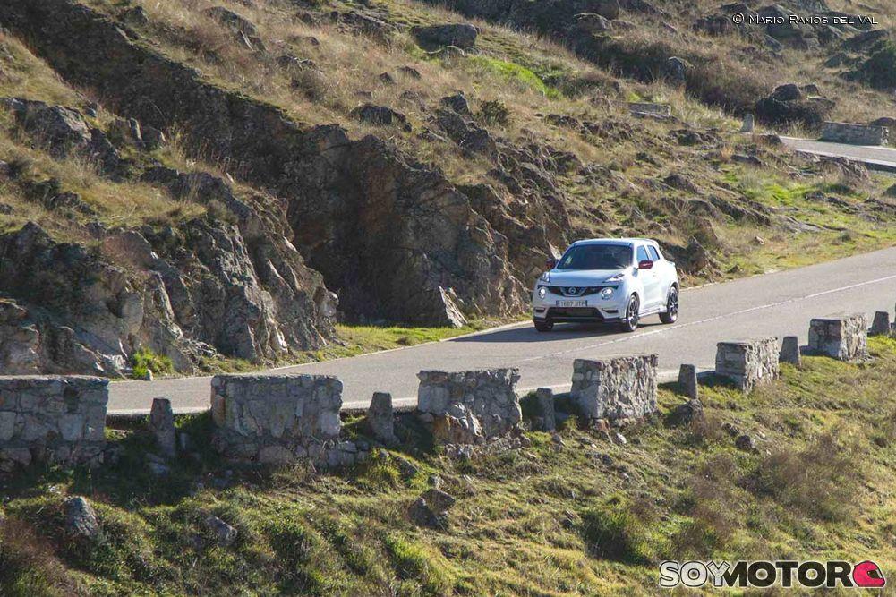 Prueba Nissan Juke Nismo RS