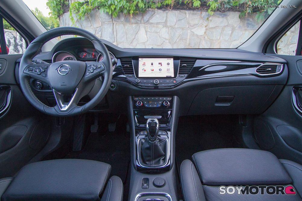 Prueba Opel Astra 1.4T