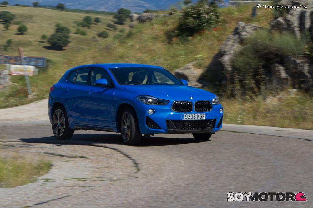Prueba BMW X2 XDrive 20d