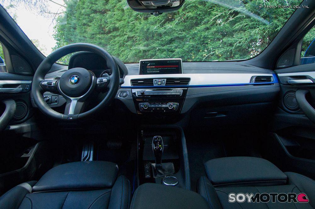Prueba BMW X2 20d xDrive