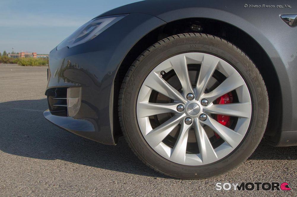 Llanta Tesla Model S P100D