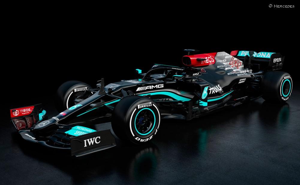 Mercedes W12 - SoyMotor.com