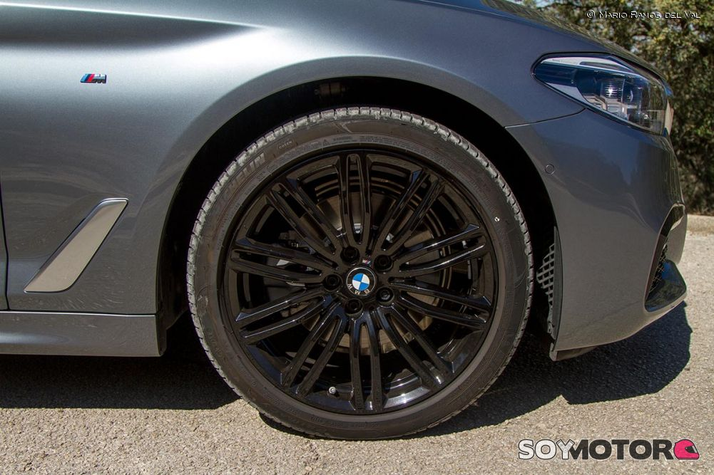 Prueba BMW 520d Turing