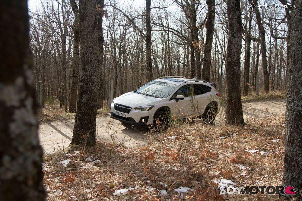 Prueba Subaru XV 2.0