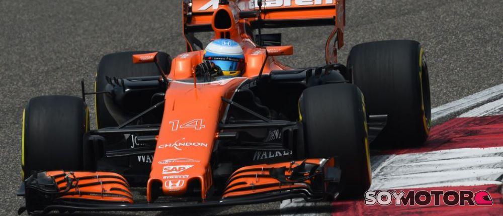 Alonso repitió la decimotercera posición en clasificación - SoyMotor