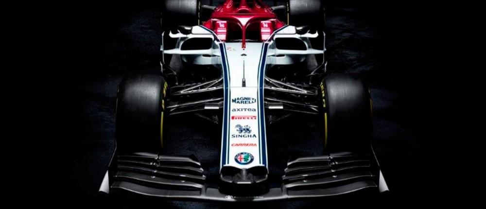 Alfa Romeo presenta su C38 para la temporada 2019 - SoyMotor.com
