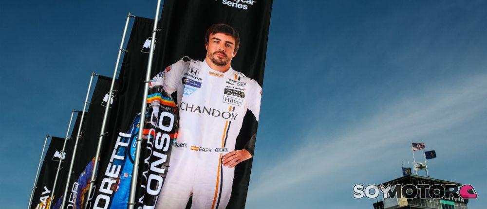 Entrenamientos de Alonso en Indianápolis: Día 2 - SoyMotor.com