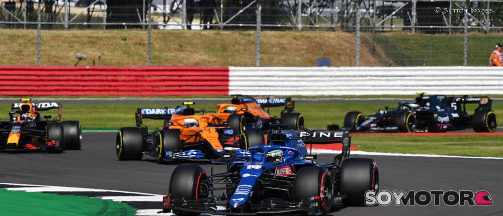 GP de Gran Bretaña F1 2021: sábado - SoyMotor.com