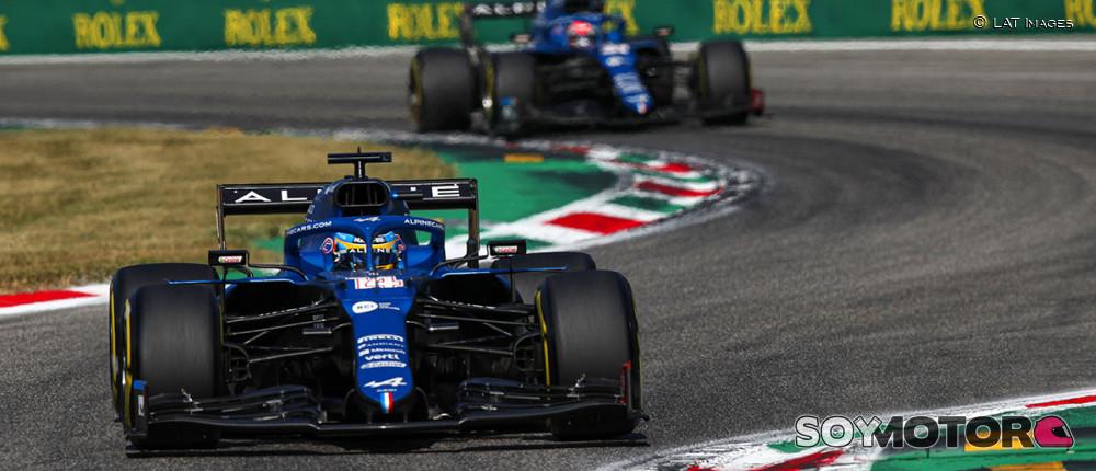 GP de Italia F1 2021: Domingo - SoyMotor.com