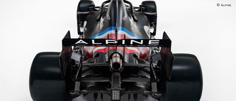 FOTOS: el Alpine A521, el F1 de 2021 de Alonso y Ocon - SoyMotor.com