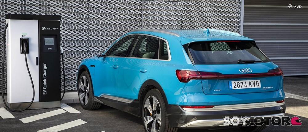 FOTOS: Audi e-tron 2019 - SoyMotor.com