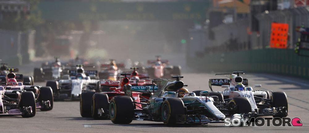 GP de Azerbaiyán F1 2017: Domingo - SoyMotor