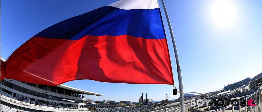 GP de Rusia F1 2017: Viernes - SoyMotor.com