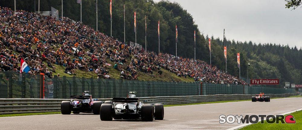 Escena del GP de Bélgica - SoyMotor