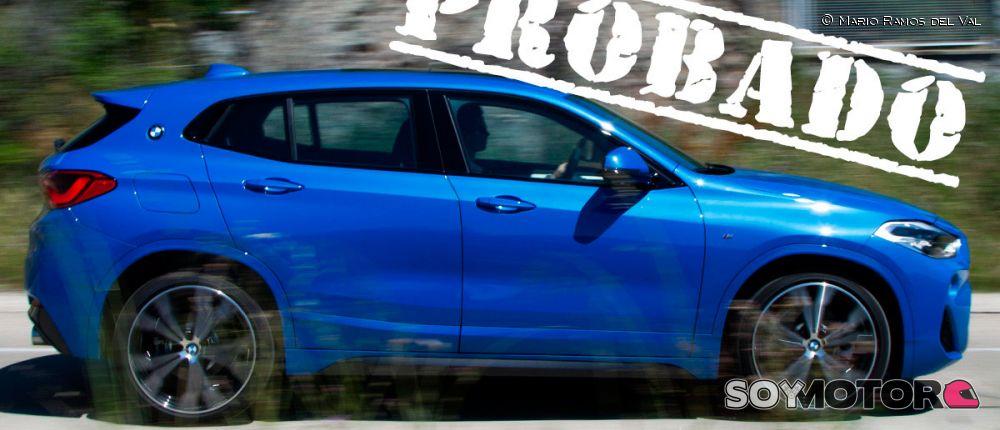 Prueba BMW X2 20d xDrive.- SoyMotor.com