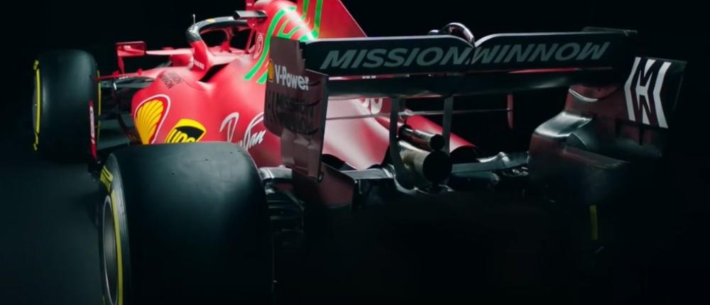 Ferrari SF21 - SoyMotor.com