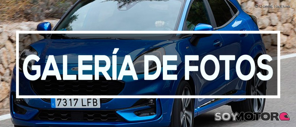 Ford Puma 2020 - SoyMotor.com