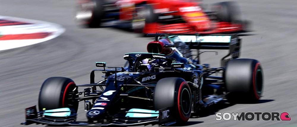 GP de Portugal F1 2021: Sábado - SoyMotor.com