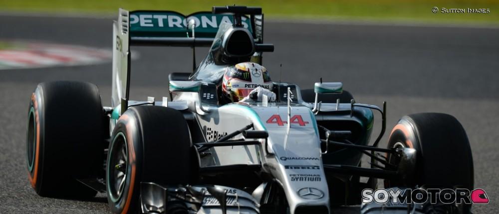 Todos los coches de Mercedes en Fórmula 1 - SoyMotor.com