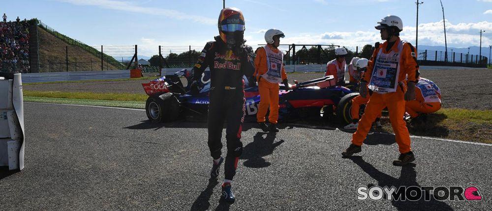 Carlos Sainz en Japón - SoyMotor