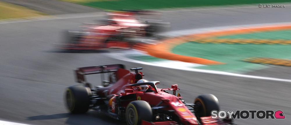 GP de Italia F1 2021: Sábado - SoyMotor.com