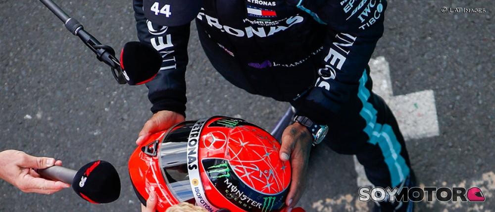 GP de Eifel F1 2020: Domingo - SoyMotor.com