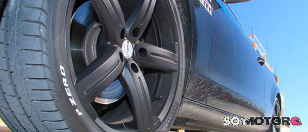 Los famosos también eligen neumáticos Pirelli P Zero para sus coches - SoyMotor.com