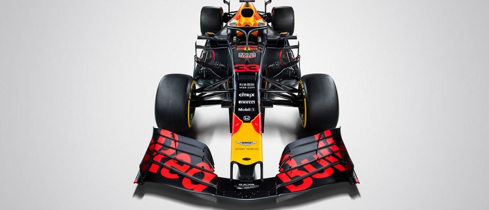 FOTOS: El nuevo RB15 de Red Bull, al detalle - SoyMotor.com