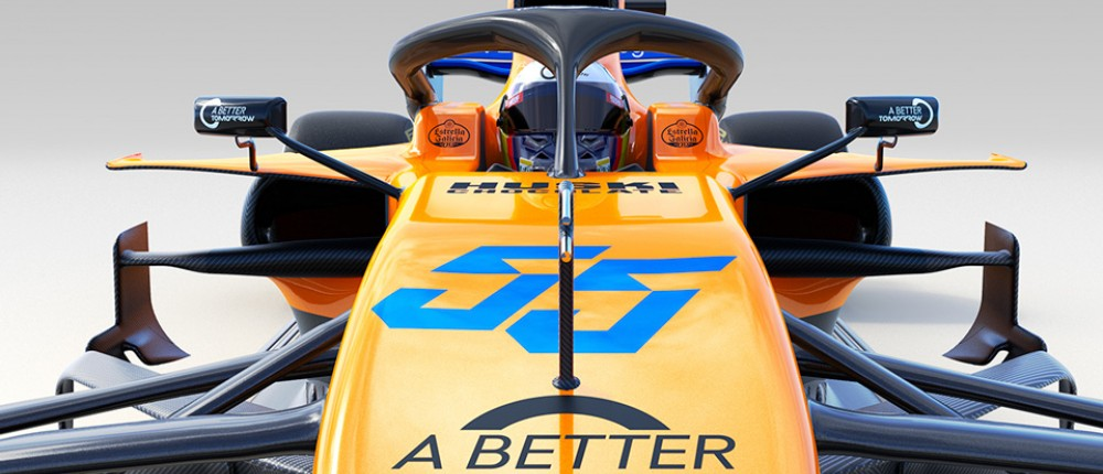 FOTOS: McLaren presenta el MCL34 - SoyMotor.com