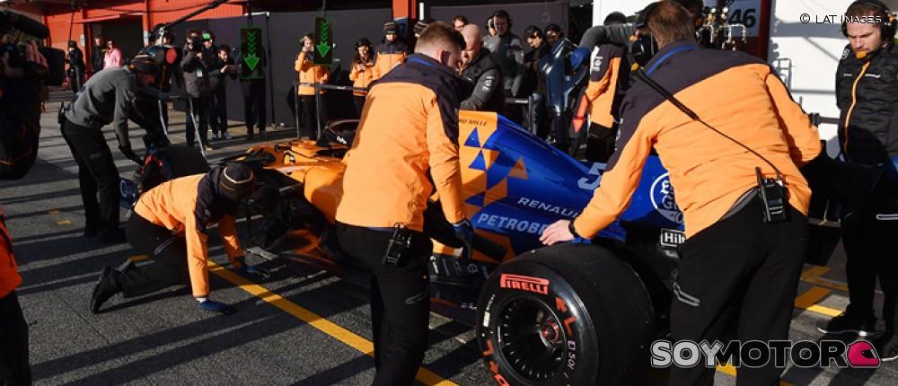Fotos test F1 Barcelona 2019 - Pretemporada Día 1 - SoyMotor.com