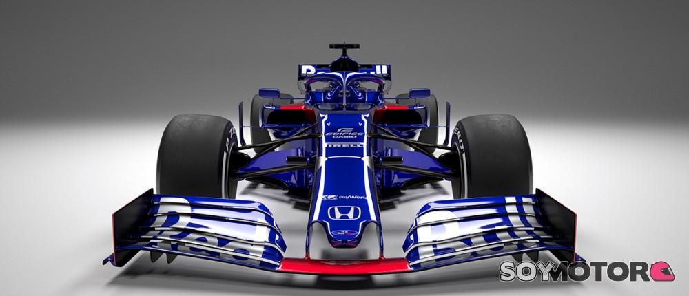FOTOS: El STR14 de Toro Rosso, desde todos los ángulos - SoyMotor.com